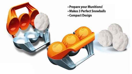 Whamo Arctic Force Snowball Maker