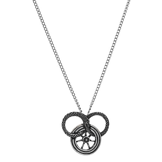 Wheel of Time Necklace