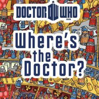 Wheres the Doctor Doctor Who Book