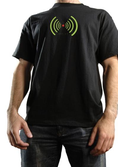 """""""T-WiFi"""" WiFi Detector T Shirt"""