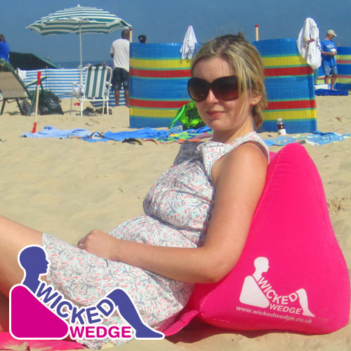 WickedWedge Inflatable Lounger