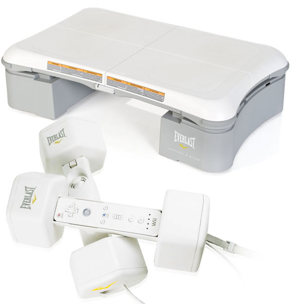 Wii Fit Workout Accessories
