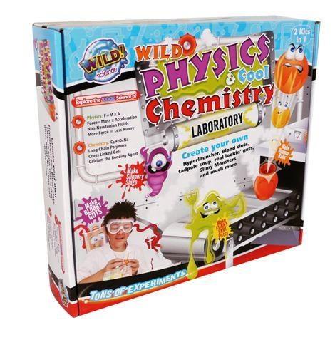 Wild Physics & Cool Chemistry Set