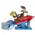 Wile Coyote Oops Looney Tunes Tealight Figurine