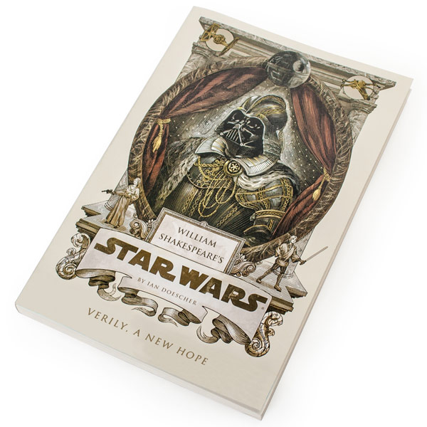 William Shakespeares Star Wars Book