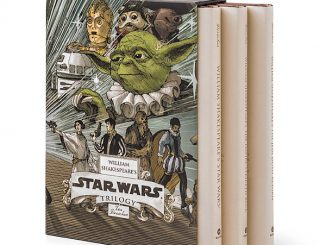 William Shakespeares Star Wars Trilogy Boxed Set
