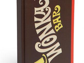 Willy Wonka Bar Journal