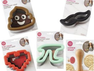 Wilton Nerdy Nummies Crazy for Cookies Set