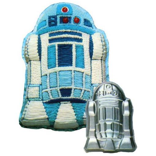 Wilton Star Wars R2-D2 Cake Pan