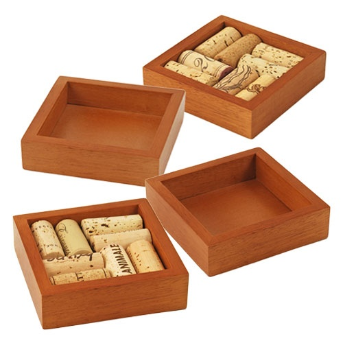 Wine Cork Coasters Kit