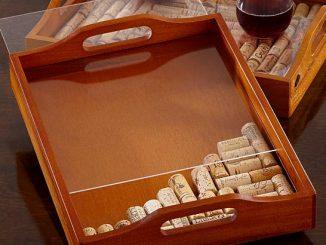 Wine Cork Tray