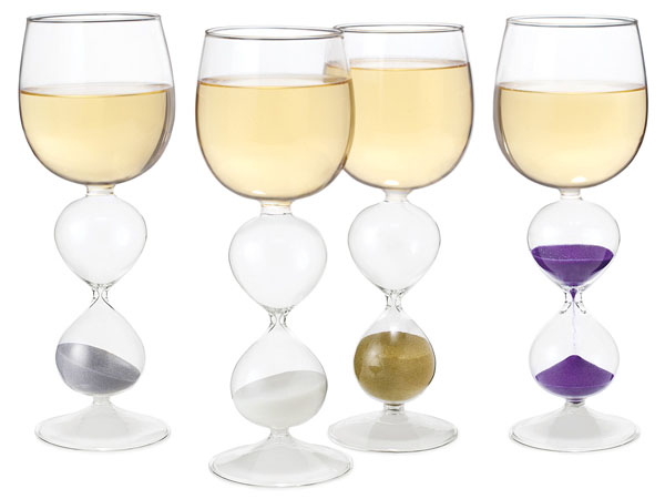 Wine Hourglasses
