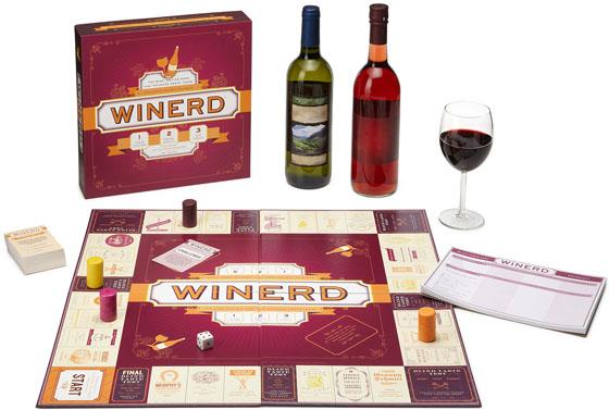 Winerd Game