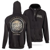 Winter Is Coming Zipper Hoodie