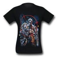 Winter Soldier and Black Widow Target T-Shirt