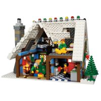 Winter Village Cottage LEGO Set 10229