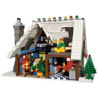 Winter Village Cottage LEGO Set 10229