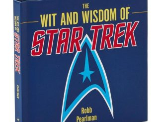 Wit and Wisdom of Star Trek Book