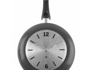 Wok Kitchen Wall Clock