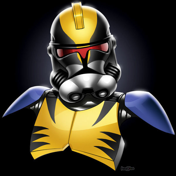 Wolervine Stormtrooper