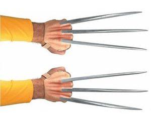 Wolverine Adamantium Claws 1
