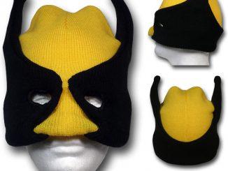 Wolverine Costume Beanie