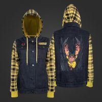 wolverine-denim-and-flannel-hoodie