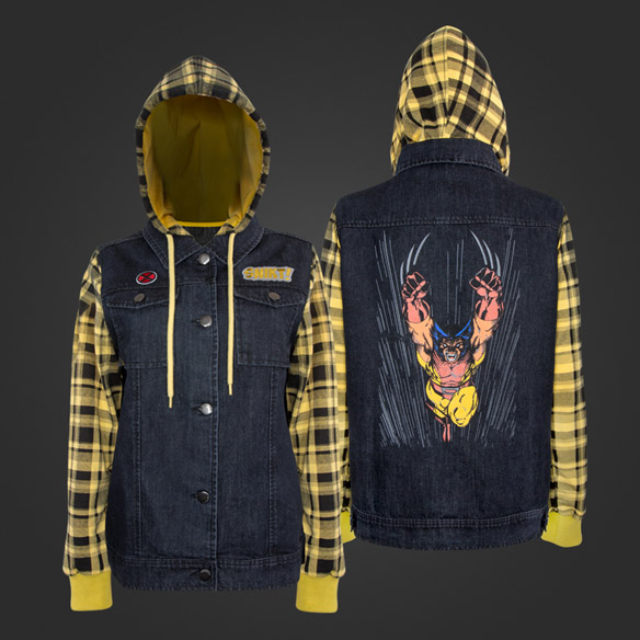 wolverine-denim-and-flannel-hoodie