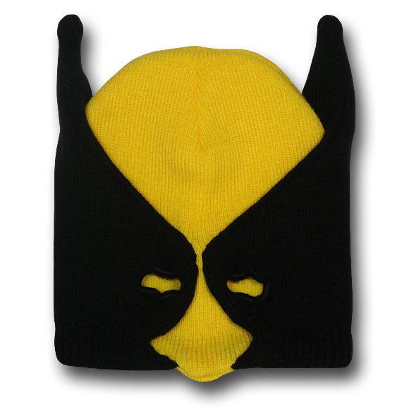 Wolverine Mask Costume Beanie