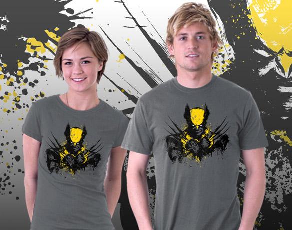 Wolverine Mutant Rage T-Shirt