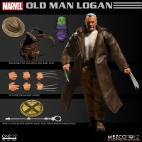 Wolverine Old Man Logan One 12 Collective Figure