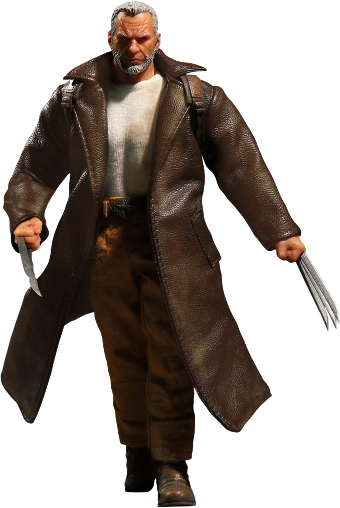 Wolverine Old Man Logan One 12 Collective Action Figure