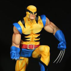Wolverine Original Polystone Statue
