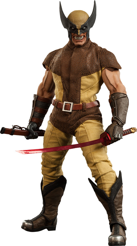 Wolverine Sixth-Scale Figure