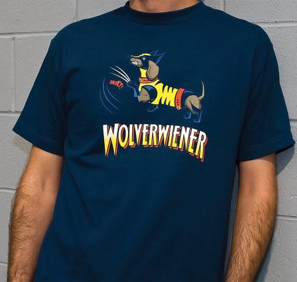 Wolverwiener Shirt