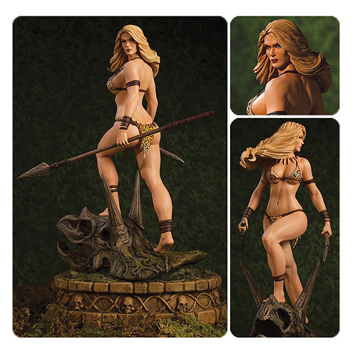 women-of-dynamite-jungle-girl-statue