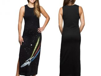 Women's Star Trek Maxi Dress