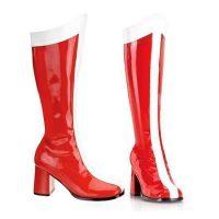 Wonder Go-Go Woman 3-Inch Heel Boots