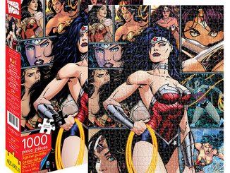 Wonder Woman 1000pc Puzzle