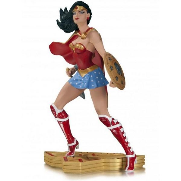 Wonder Woman Art of War Jim Lee Statue