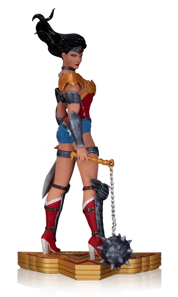 Wonder Woman Art of War Tony Daniel Statue
