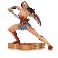 Wonder Woman Art of War by Garcia Lopez Statue