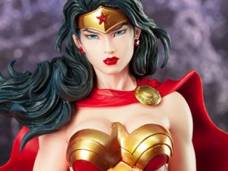 Wonder Woman ArtFX Statue Featured