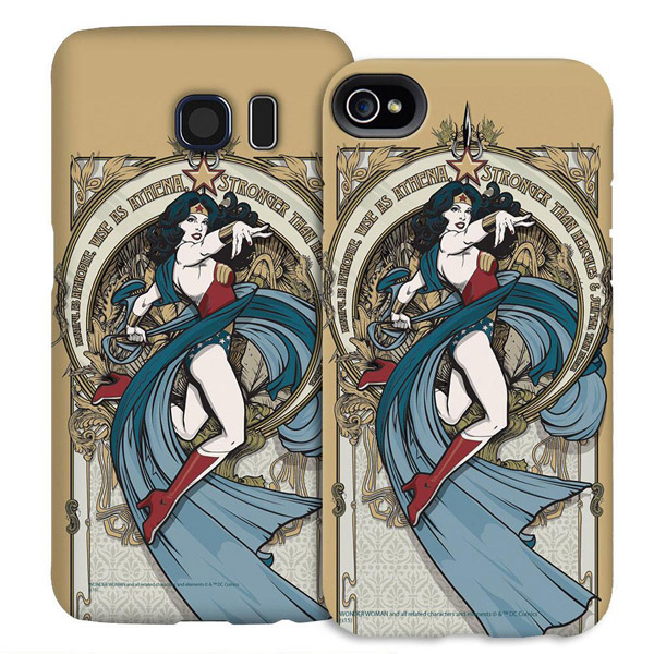 Wonder Woman Beautiful As Aphrodite Phone Case