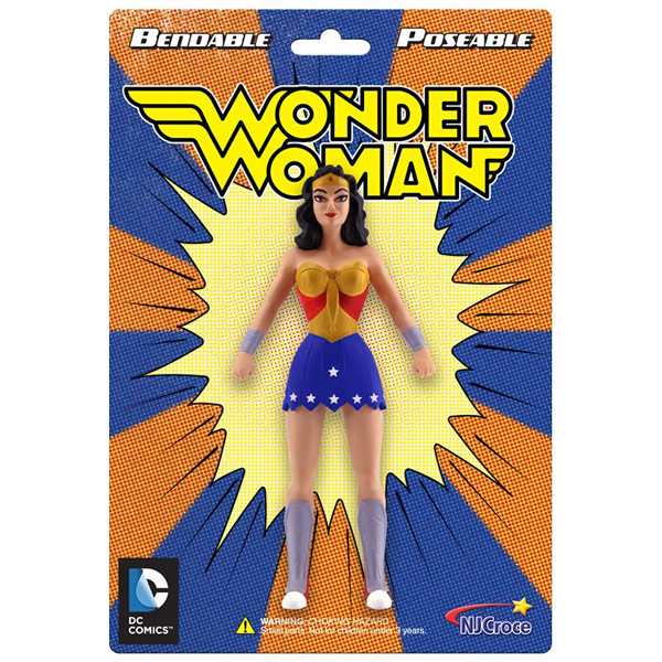 Wonder Woman Bendable Figure