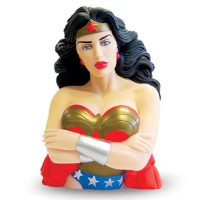 Wonder Woman Bust Bank
