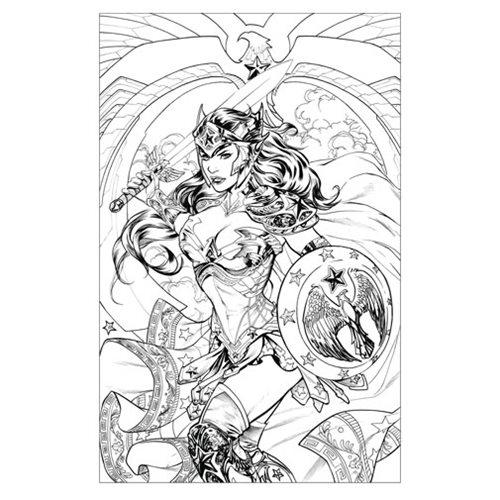 wonder woman coloring book - Wonder Woman Coloring Book