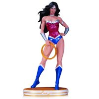 Wonder Woman DC Comics Cover Girls Statue