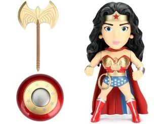 Wonder Woman Die-Cast Action Figure