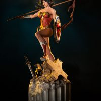 Wonder Woman Figure Premium Format